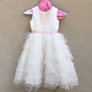 Beautiful girl's gown
